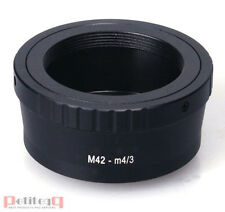 Mount Adapter FOR m42 Lens to micro 4/3 m4/3 olympus ep1 ep2 panasonic gf1 gh1