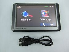 "Garmin nuvi 250W 4.3"" Portable GPS Auto Navigation System W/ USB Cable Bundle"