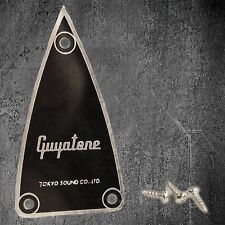 Guyatone  Authentic Replacement Pointed Aluminum Truss Rod Cover