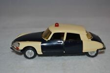 Norev 158 Citroen DS 21 police near mint a beauty