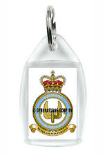 ROYAL AIR FORCE 2 REGIMENT SQUADRON KEY RING (ACRYLIC)