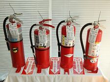 Fire Extinguishers - 10Lb ABC Dry Chemical  - Lot of 4