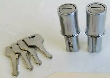 Door handle lock cylinders for 190sl 190 sl Ponton  w121 w120 Mercedes Benz