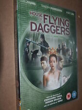 HOUSE OF FLYING DAGGERS DVD