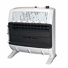Mr Heater F255639 MHVFG30TB NG Vent-Free Blue Flame 30K BTU Garage Heater