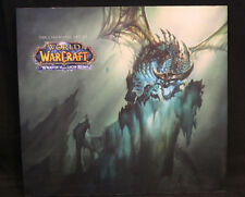 2008 The Art of World of Warcraft: Wrath of the Lich King Book With 2 Prints 8.5