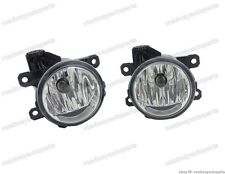 Pair New Oem Front Fog Lights Lamps for Ford Fusion 2013-2016
