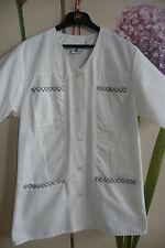 Arbeitskittel Berufskittel Laborkittel Arbeitskleidung Damenkasack Gr 36 NEU