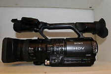 Sony hvr-z1e HDV Hand-Camcorder commercianti