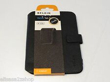 Belkin Kindle Amazon case cover Verve Tab Folio NEW F8N717ttC01 black protect