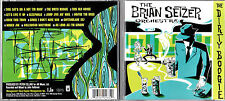 CD 13T THE BRIAN SETZER ORCHESTRA THE DIRTY BOOGIE 1998 TBE EUROPE