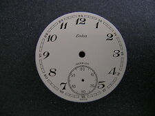 ETA 6497 / 6498 UNITAS  -  1 Zifferblatt