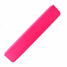 100% Genuine Sony Xperia U ST25i bottom antenna housing mic end cover Pink cap
