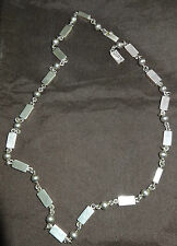 "VINTAGE TAXCO CHAIN Chunky Sterling Silver Necklace Mexico 925 27"" 80g TJ-63"