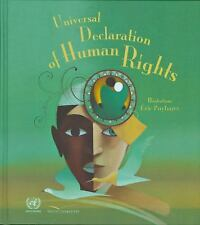 Universal Declaration of Human Rights (illustrated)-ExLibrary