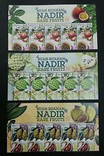 Rare Fruits IV Malaysia 2013 Nam Nam Passion Plant Food (stamp with title) MNH