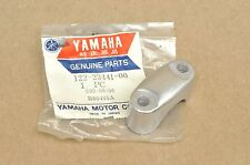 NOS New Yamaha MG1 YG1 YGS1 Handle Bar Upper Holder Clamp 122-23441-00