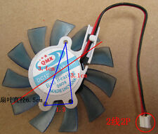 COLORFUL 9500GT-GD3 Graphics card cooling fan DC12V  0.16A 2Pin  5pcs