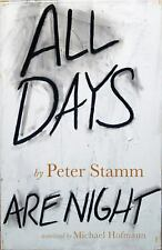 All Days Are Night (2014, Hardcover)