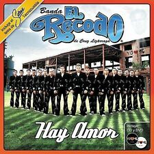 NEW/Sealed CD Banda El Recodo De Cruz Lizarraga, Hay Amor