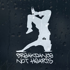 Break Dance Club Dancers Bboy Freez Car Or Laptop Phone Decal Vinyl Sticker