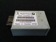 B BMW E61 E60 535XI 530XI 550I 650I 750 NIGHT VISION CAMERA CONTROL MODULE OEM