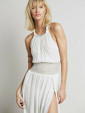 FREE PEOPLE Women's 'THE DEFINITION of SEXY' Off-White GODDESS DRESS Size: SMALL