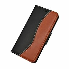 Wallet S-LINE Leather Flip Case Cover For HTC One X9 + 2 protectors