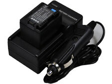 new BP-727 Battery and Charger for VIXIA HF M50 R300 iVIS HF R31 LEGRIA HF R57