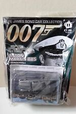 The James Bond Car Collection No 11 Aston Martin DB5  with magazine sealed