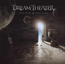 DREAM THEATER BLACK CLOUDS & SILVER LININGS BRAND NEW SEALED CD