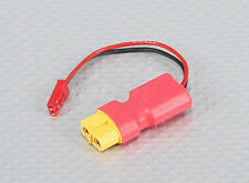 New Male JST in-line power XT60 Connector Adapter XT-60 Female Lipo US