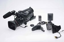 Canon XL H1 3CCD HD-SDI Video Camcorder Camera XLH1 w/20x Lens              #081