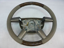 HOLDEN STATESMAN WL & VY VZ COMMODORE STEERING WHEEL WOOD GRAIN NEW  # 92110638