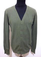 DIESEL Cardigan Maglione Uomo Viscosa Man Rayon Cardigan Sweater Sz.XL - 52