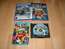 LOS SIMS 2 MASCOTAS DE EA GAMES PARA LA SONY PS2 EN CASTELLANO USADO COMPLETO