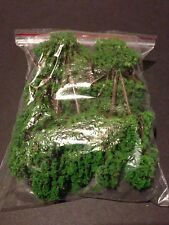 Warhammer Mini Wargaming Scenery Plastic Trees - Set Of 16