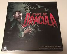 Fury of Dracula - 3rd Edition (Strategy board game) *NEW SEALED*