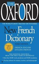 The Oxford New French Dictionary: French - English / English - French, Oxford Un