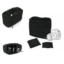 Shockproof Camera Bag Partition Padding Case Lens DSLR SLR Insert Protection Bag