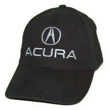Acura Cotton Twill Black Hat Cap FREE SHIPPING IN A BOX FOR FREE