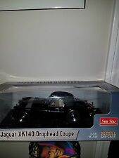 1:18 Scale Sun Star Jaguar XK 140 Drophead Coupe Factory Taped Sealed.