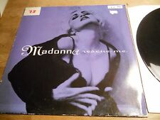 MADONNA RESCUE ME REMIXES 3 TRACKS WEST GERMAN PRESSED 1991 12 INCH MAXI SINGLE*