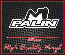 PALIN JDM BUMPER STICKER DRIFT CAR WINDOW LAPTOP, IPAD, ANDROID