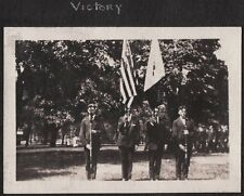 VINTAGE 1920-22 MILLER PLACE NEW YORK MILITARY ARMY ACADEMY SCHOOL OLD PHOTO