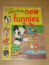 NEW FUNNIES #117 VG+ (4.5) ANDY PANDA WOODY WOODPECKER DELL COMICS NOVEMBER 1946