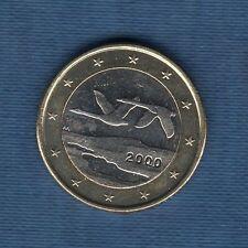 Finlande - 2000 - 1 euro - Pièce neuve de rouleau -