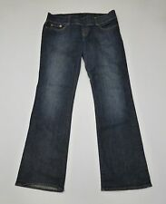 Aged Lucky Brand Maternity Sm-Med Stretch Lil Maggie Jeans Excellent Condition