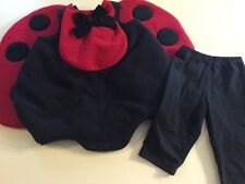 The Childrens Place LadyBug Costume 6-12 Months