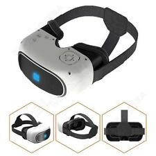 All-in-one NEW Virtual Reality Headset 3D VR Glasses 720P WIFI Cortex A7 CPU